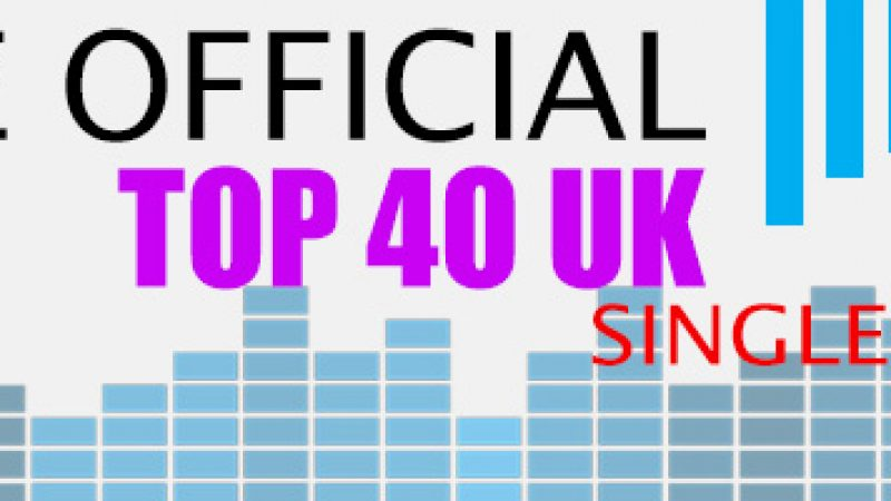 The Official UK Top 40 Singles Chart – 10th March 2016